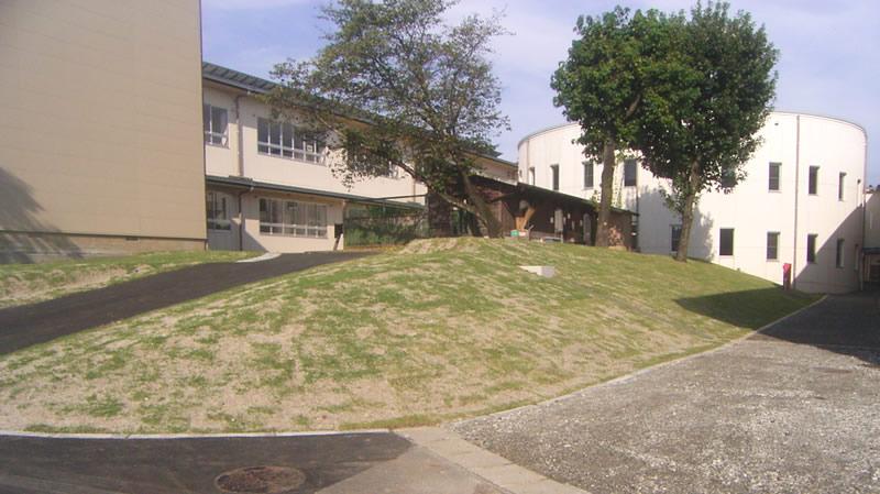 施工後 中央小学校